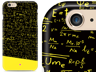 Cover in TPU + Screen Protector Einstein 2.0 Gialla